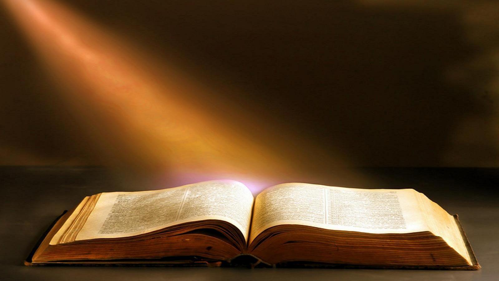 Lisez la bible, bande de mécréants!