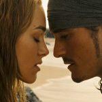 Baiser de Will et Elizabeth Pirates des Caraïbes